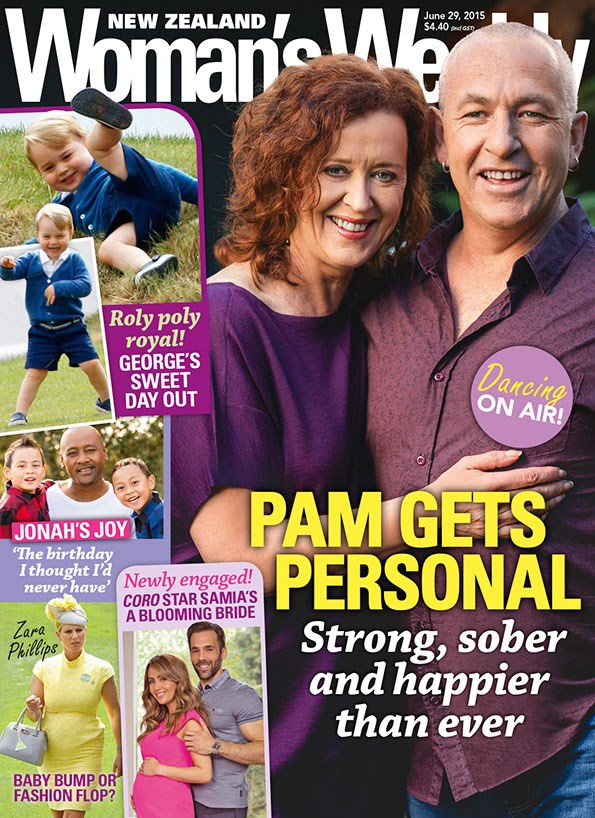 Pam Corkery current issue