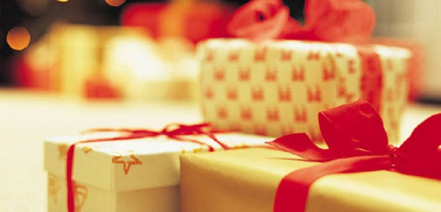 Why do we gift wrap at Christmas?