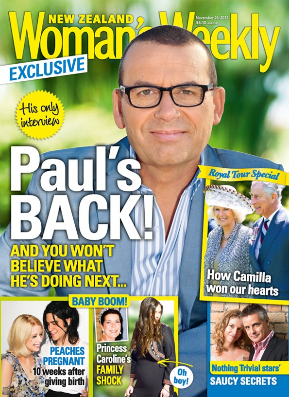 New Zealand Woman's Weekly - November 26 2012