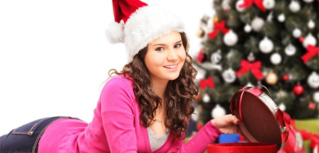 Retailers and exchanging Christmas gifts