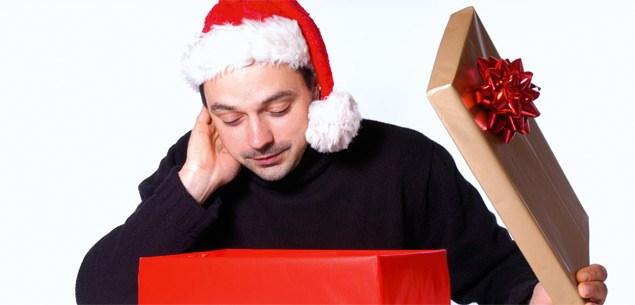 Husbands and Christmas presents