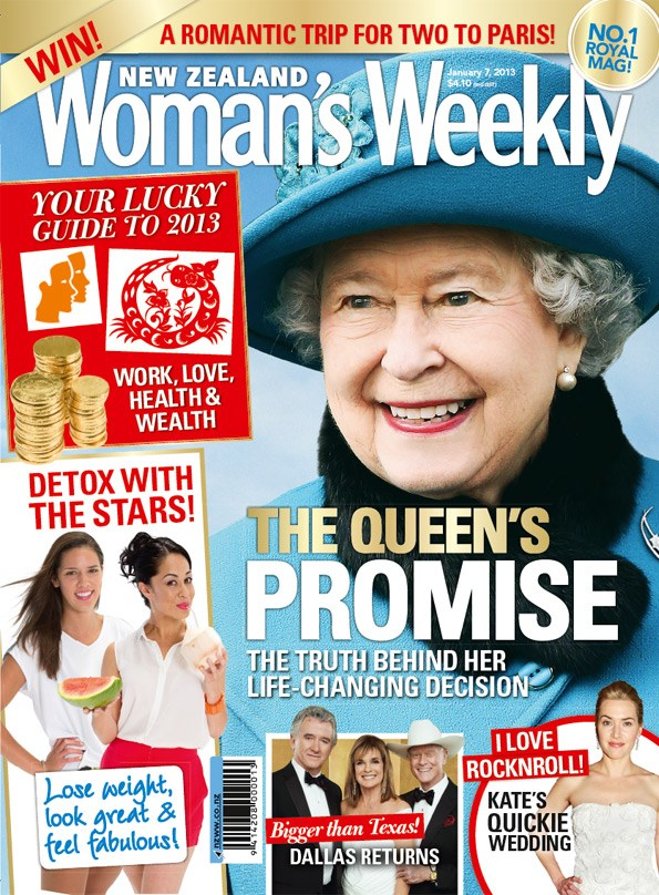 New Zealand Woman's Weekly - January 7 2013