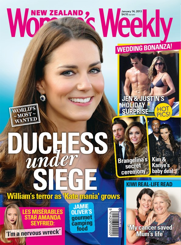 New Zealand Woman's Weekly January 14 2013