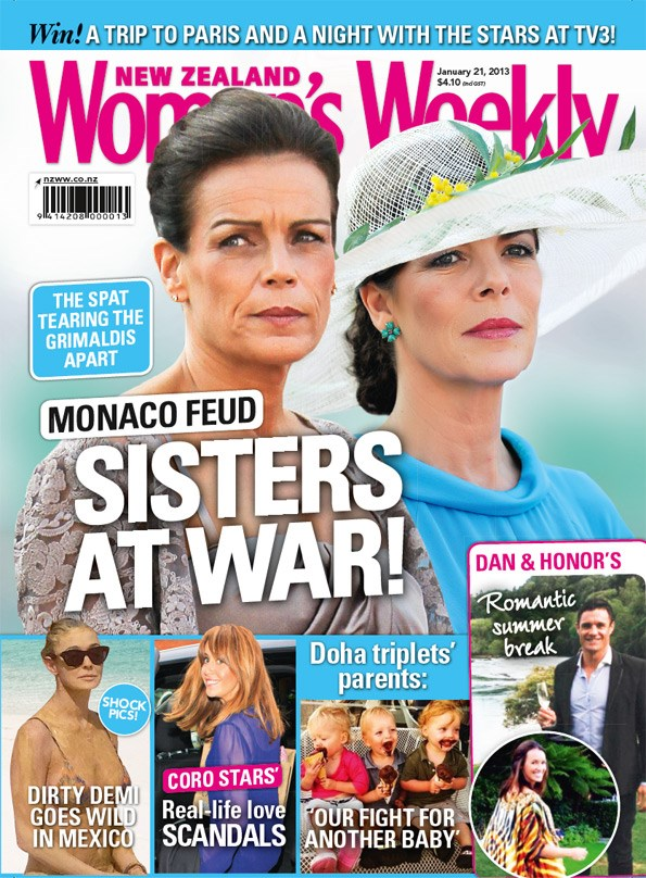 New Zealand Woman's Weekly - January 21 2013