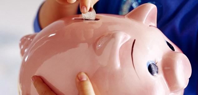 Children and pocket money