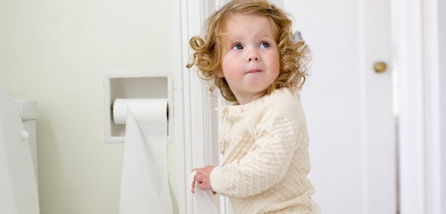 Toddler toilet training tips