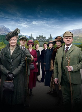 Downton Abbey: A Journey to the Highlands