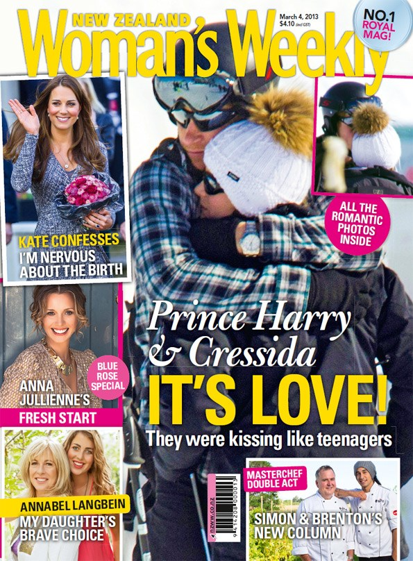 New Zealand Woman's Weekly - March 4 2013