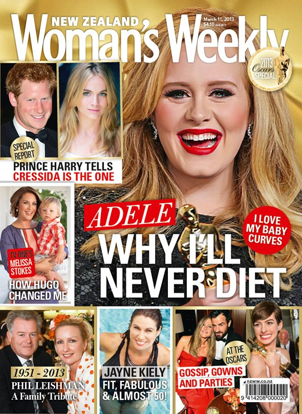 New Zealand Woman's Weekly - March 11 2013
