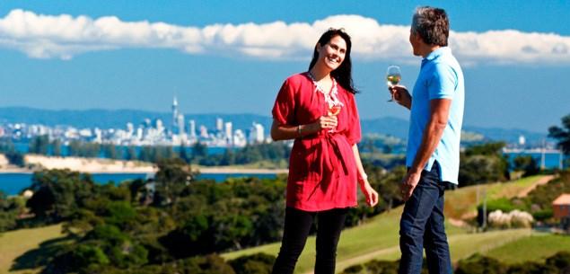 Auckland: bright lights, big city