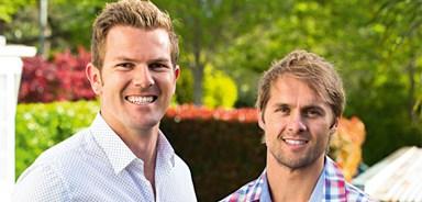 The Great Food Race: Dan & Aaron
