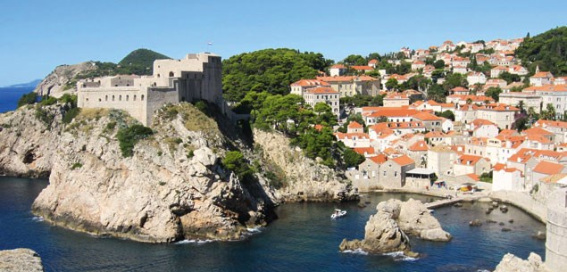 Discover paradise in the city of Dubrovnik
