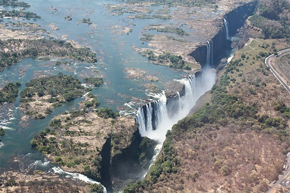 Victoria Falls  Photo: Chris Bailey