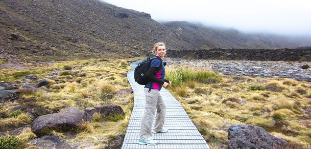 Travel: Tongariro