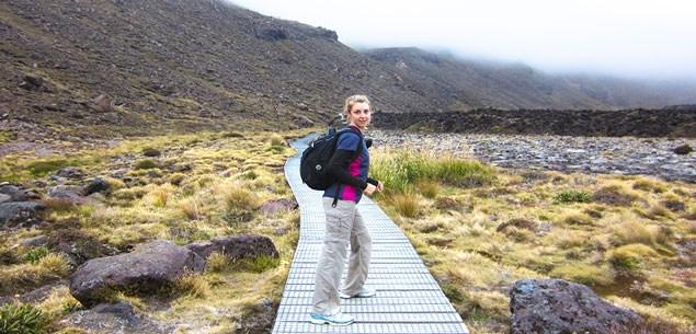 Travel: Tongariro