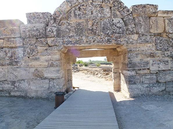 The Byzantine Gate.