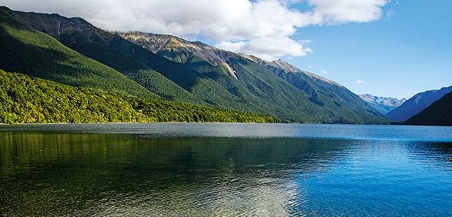 Lake_Rotoiti at Nelson Lakes National Park