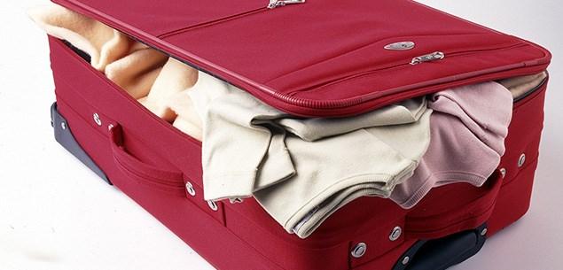Travel Luggage Damage