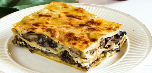Mushroom lasagne recipe food to love forumfinder Choice Image
