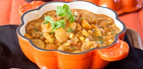 Cajun vegetable stew