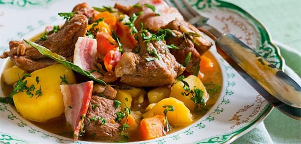 Kiwi Irish stew