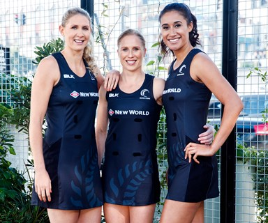 Silver Ferns dress for success