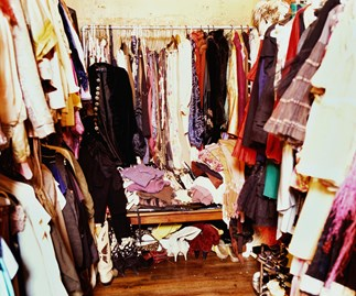 The lying, the kitsch and the wardrobe.