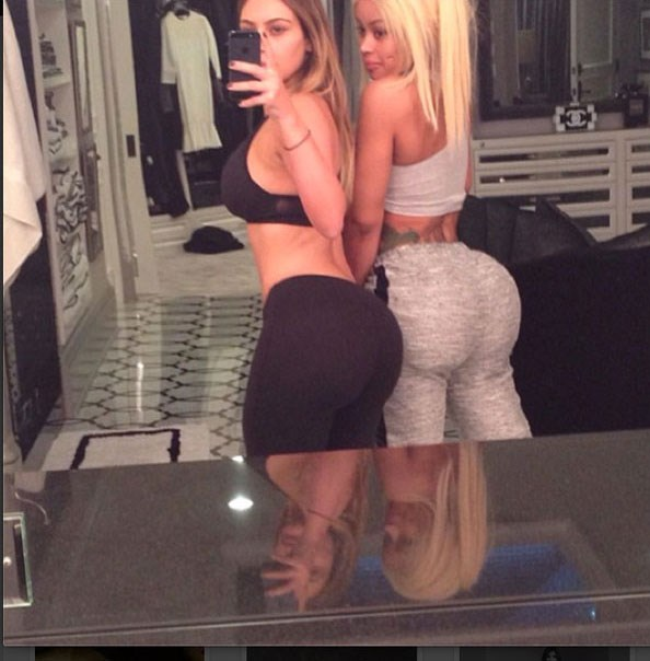 Kim Kardashian via Instagram.