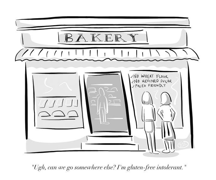 Alex Scott cartoon