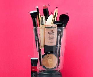 Makeup in blender.