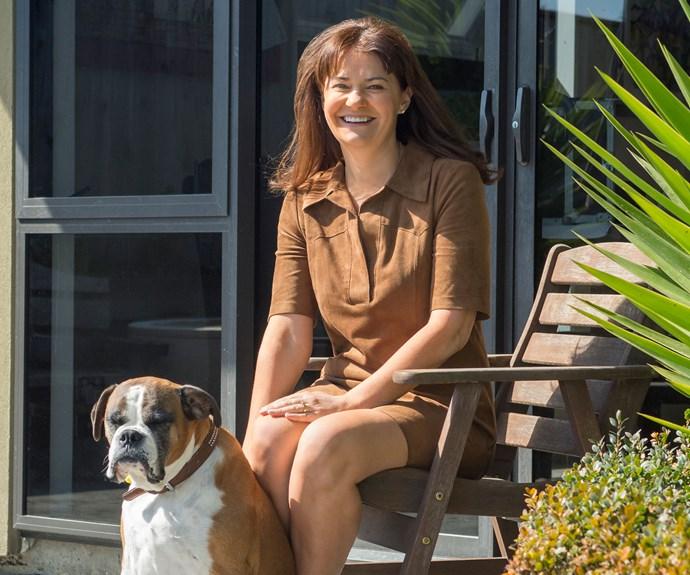 Owner of Oxygen Skincare, Alana Riley.