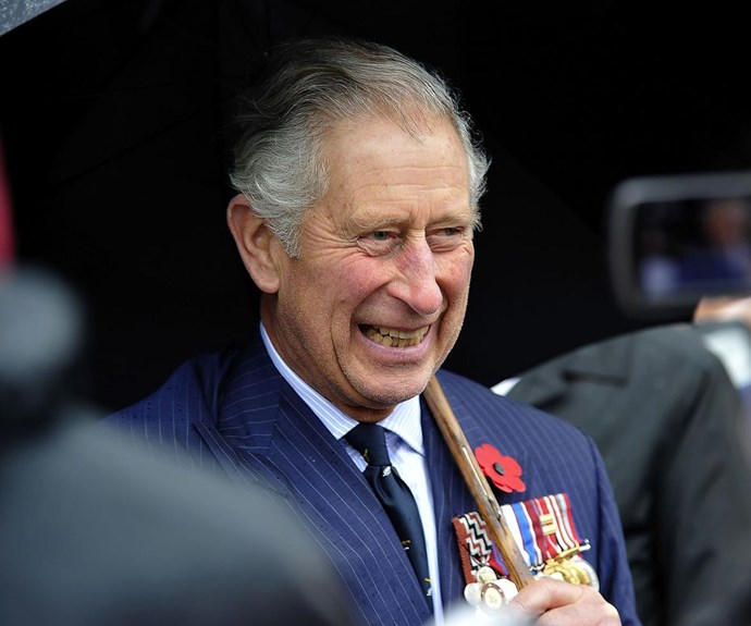 Prince Charles secretly backed All Blacks during Rugby World Cup