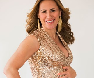 Jenny-May Clarkson welcomes twin boys