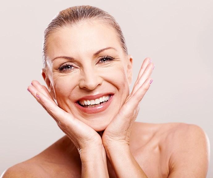 Nine steps to a DIY facial