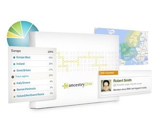 Win 1 of 3 AncestryDNA kits