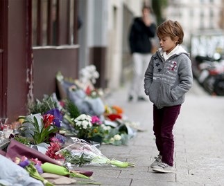 How to talk to your children about the Paris attacks