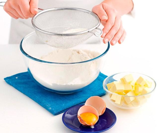 Flour bicarb