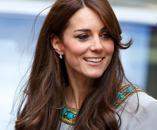 Duchess Kate gives emotional speech on mental health