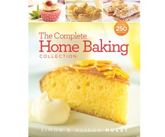 Win 1 of 12 Alison & Simon Holst cookbooks