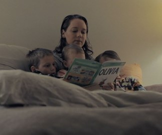 Short film reveals what it means to be a stay-at-home mum