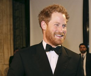 Prince Harry's touching tribute to Diana