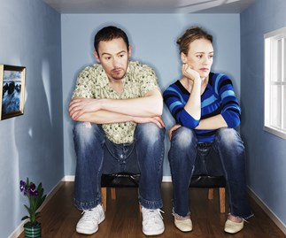 Divorce diaries: Crowded house