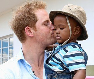 Prince Harry: In memory of Mum