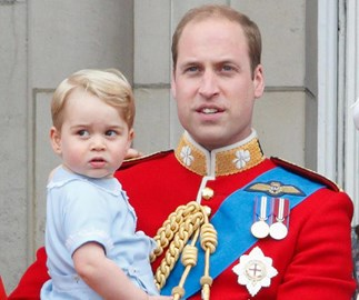 Prince George to inherit Dad's car
