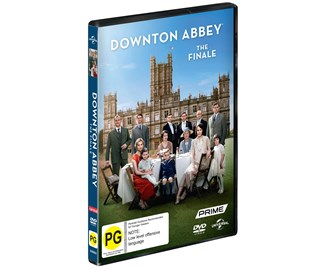 Downton Abbey The Final DVD