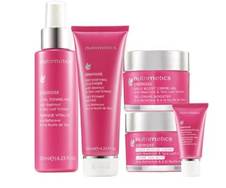 Win a Nutrimetics Energise pack