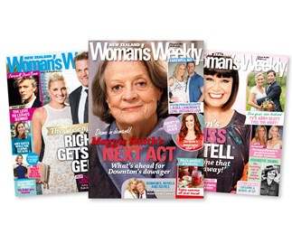 Win 1 of 5 six-month subscriptions to New Zealand Woman's Weekly