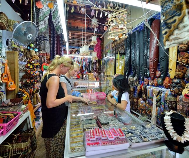 Malaysia's shopping landscape