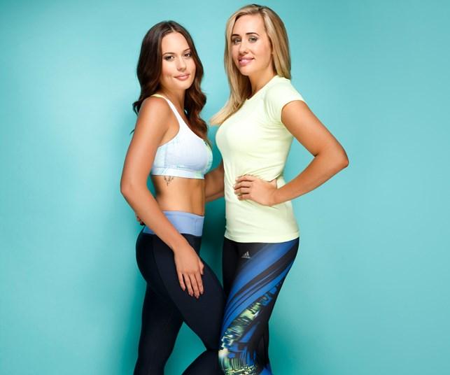 Julia and Libby Matthews