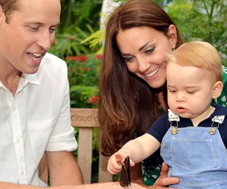 Prince George is tipped to be a child genius